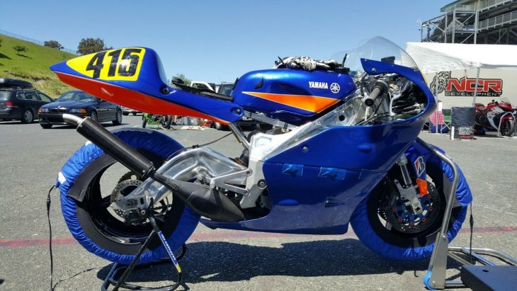 Deltabox Racer: 1992 Yamaha TZ250D for Sale