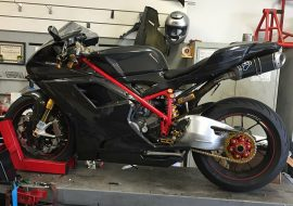 Featured Listing: 2008 Ducati 1098S for Sale