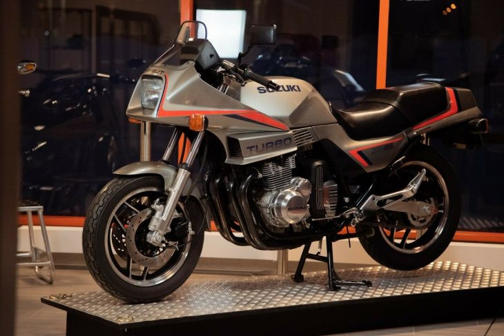 Early Adopter – 1983 Suzuki XN85 Turbo