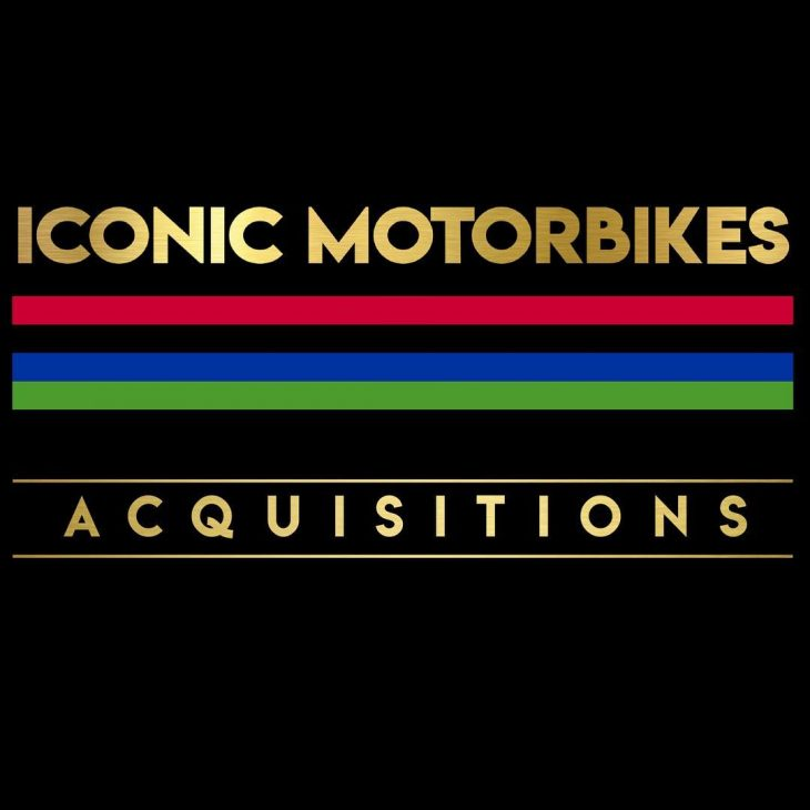 Sponsored Announcement:  Iconic Motorbikes Acquisitions!