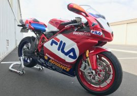 Featured Listing: 2004 Ducati 999R FILA