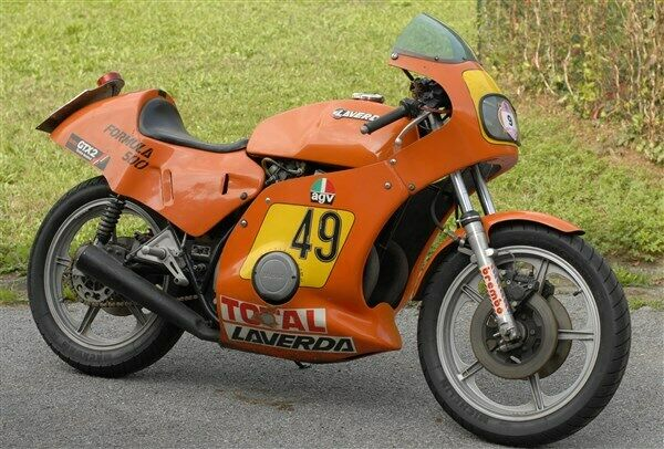Rhymes with Orange: 1979 Laverda Formula 500