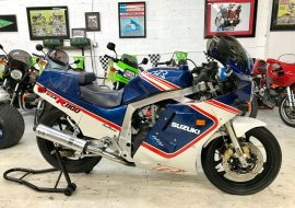 Featured Listing: 1986 Suzuki GSX-R 1100