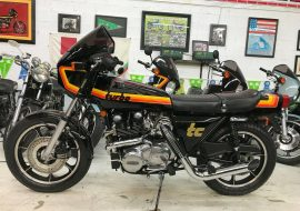 Featured Listing: 1978 Kawasaki Z1-R TC