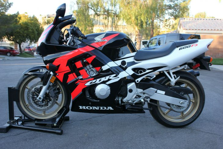 Low Tech, Big Fun: 1997 Honda CBR600 F3 for Sale