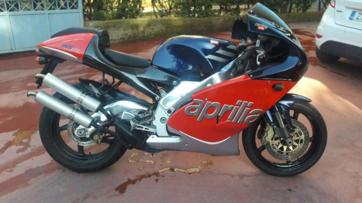 Shipping Not Included: 1998 Aprilia RS250 for Sale