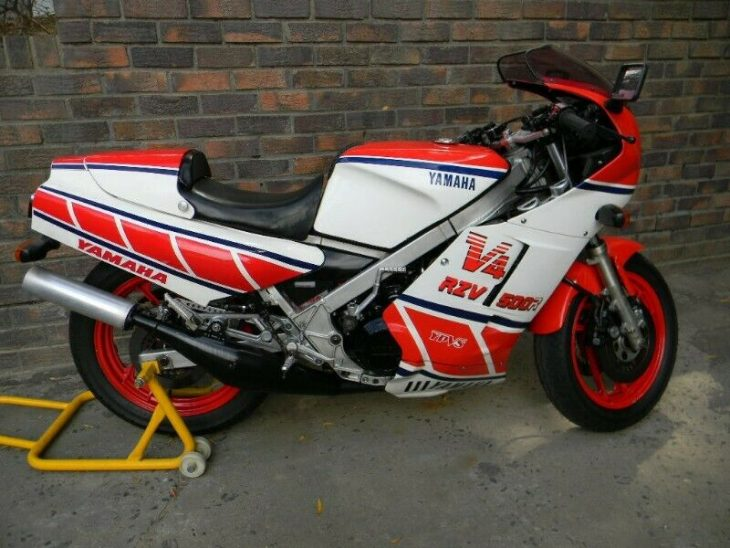 Featured Listing: 1986 Yamaha RZV500R in South Africa