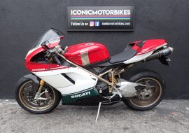 Sponsored Listing – 2007 Ducati 1098S Tricolore
