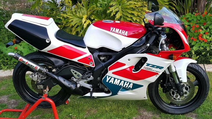 Fall Clearance Sale – 1992 Yamaha TZR250R-SP
