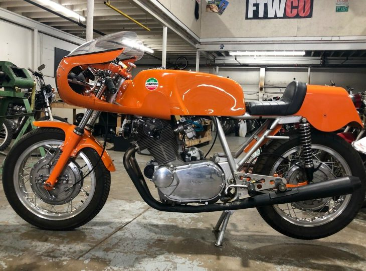 Repli-Racer: 1972 Laverda SFC Replica for Sale