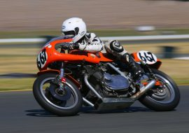 Featured Listing: 1974 Laverda SFC-Spec SF2 Race Bike for Sale
