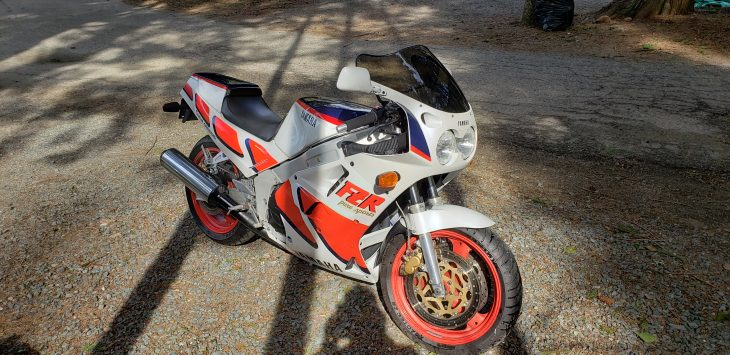 Featured Listing: 1987 Yamaha FZR1000