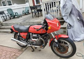 Featured Listing: 1984 Moto Guzzi LeMans Mk III
