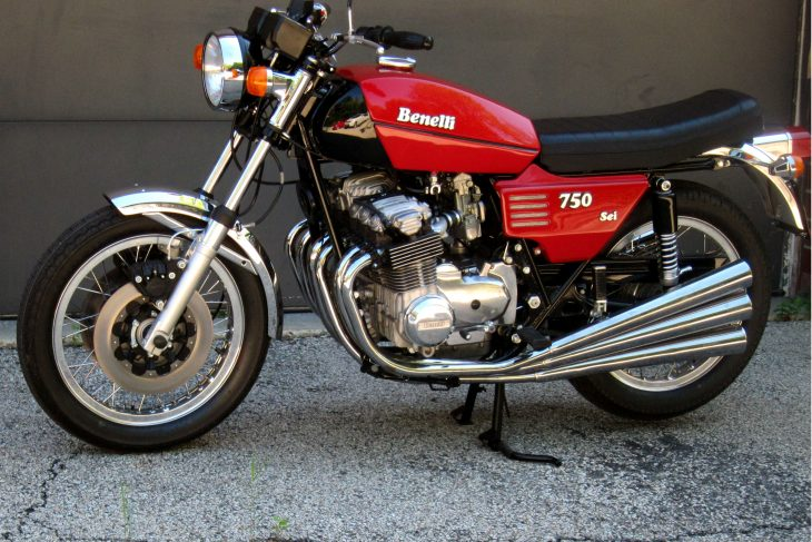 Featured Listing – 1976 Benelli Sei 750