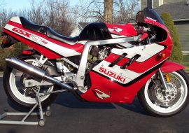 Featured Listing – 1989 GSX-R750 Slingshot