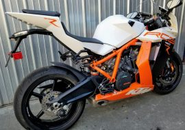 Featured Listing – 2015 KTM 1190 RC8R