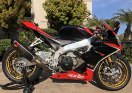 Featured Listing: 2013 Aprilia RSV4 Factory