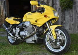 Featured Listing: 1997 Moto Guzzi 1100 Sport in Canada