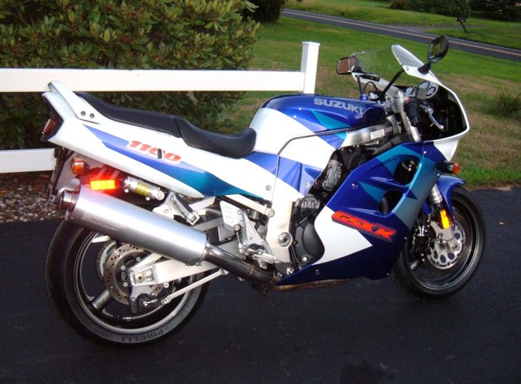Featured Listing: 1997 Suzuki GSXR1100