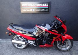 Featured Listing: 1990 Kawasaki Ninja 750R