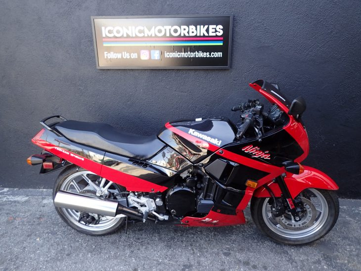 Sponsored Listing: 1990 Kawasaki Ninja 750R