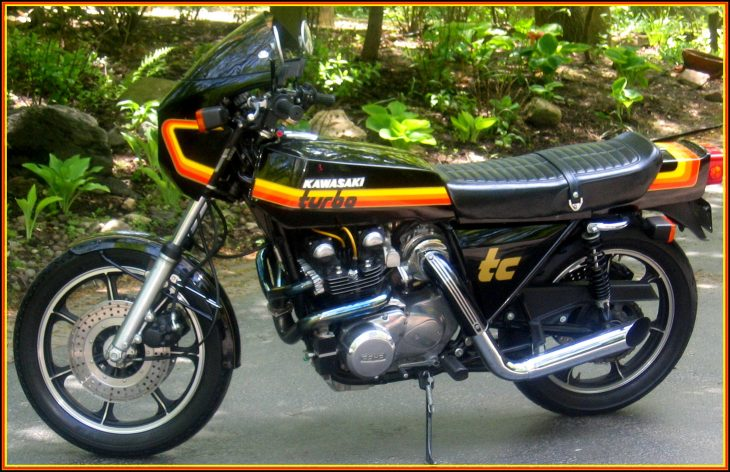 Featured Listing: 1978 Kawasaki Z1R TC