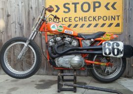 Featured Listing: 1972 Harley-Davidson XR750