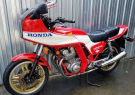 Featured Listing: 1981 Honda CB900F2B Bol d'Or for Sale