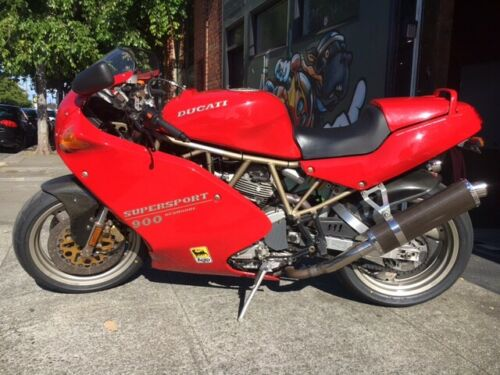 Simple Pleasures: 1996 Ducati 900SS SP for Sale
