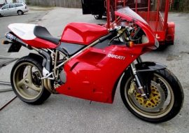 Featured Listing: 1998 Ducati 916SPS