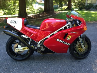 Featured Listing – 1990 Ducati 851 SP3