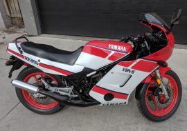 Featured Listing: 1988 Yamaha RZ 350 in Canada
