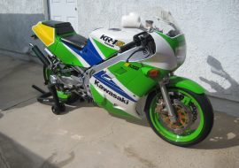 Featured Listing: 1990 Kawasaki KR-1S C2 for Sale