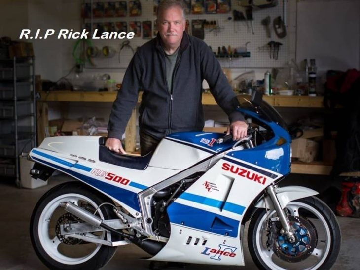 Rest in Peace Rick Lance