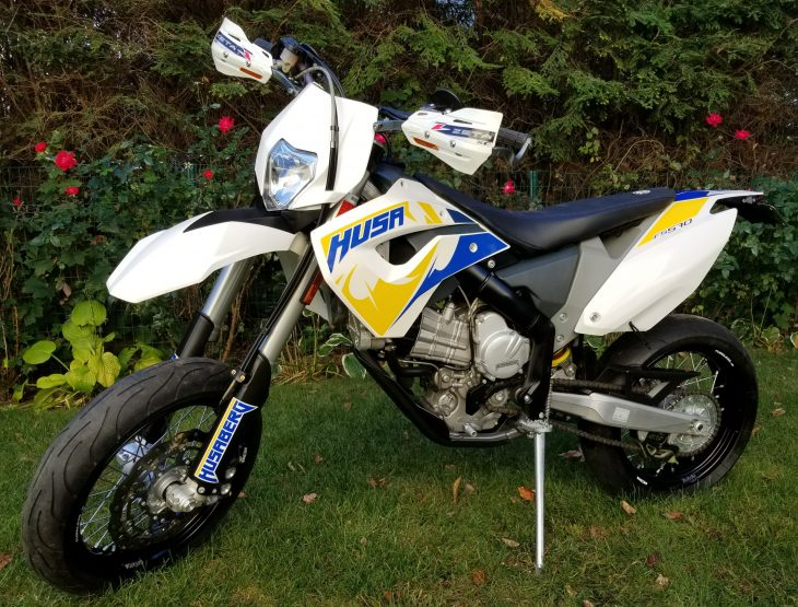 Flavor of the Month: 2011 Husaberg FS570