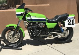 Featured Listing – 1982 Kawasaki KZ1000 S1