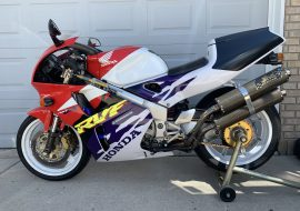 Featured Listing – 2000 Honda RVF400 NC35
