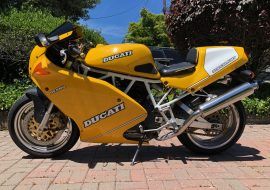 Featured Listing – 1993 Ducati 900SL Superlight #826