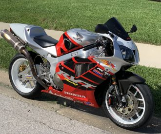 Featured Listing: Tastefully Modified 2004 Honda RC51 Nicky Hayden Edition
