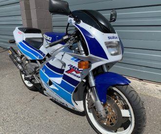 Featured Listing: 1991 Suzuki RGV 250M in Canada