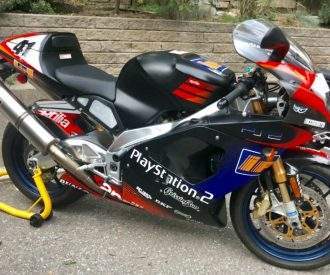 Featured Listing: 2003 Aprilia RSV-R Nori Haga Edition