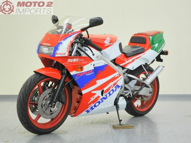 Featured Listing – 1992 Honda NSR250R SE / MC21 Super Nice !