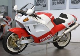 Featured Listing – 1991 Bimota Tesi 1D