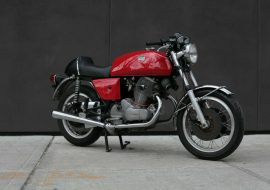 Featured Listing: 1974 Laverda SF2 Cafe Racer
