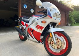 Featured Listing: Never-started 1987 Yamaha FZR750R