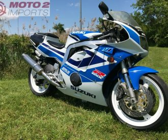 Featured Listing: 1991 Suzuki GSX-R400RR
