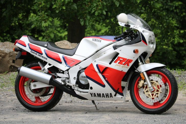 Street Survivor: Unmolested 1987 Yamaha FZR1000