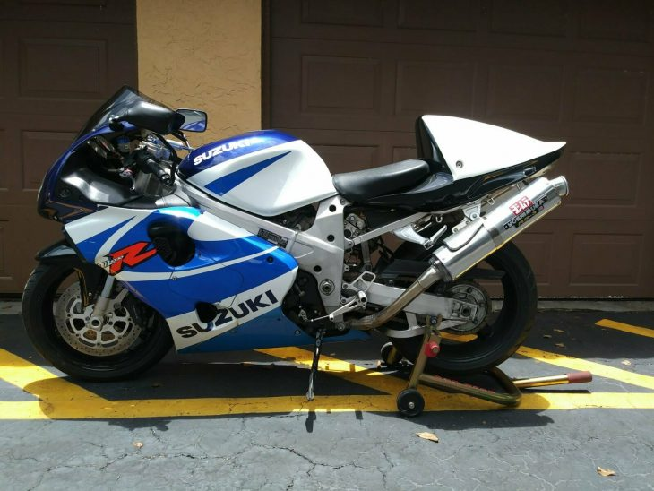 Japanese Thunder: 2000 Suzuki TL1000R for Sale