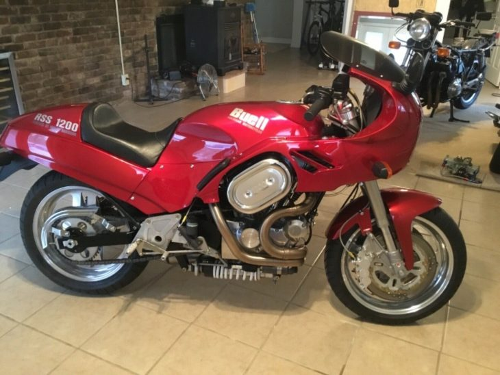 1992 Buell RSS1200 Westwind