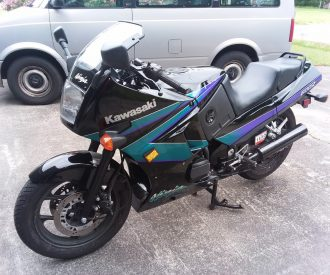 Featured Listing – 1994 Kawasaki Ninja 600R (ZX600C)